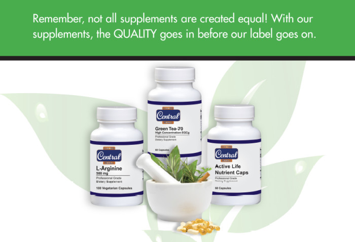 Central Drugs Supplements
