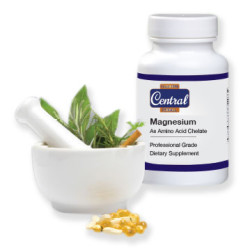 Central Drugs Magnesium Supplement