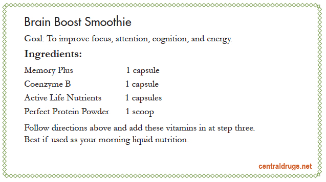 smoothie_brain boost_central rexall
