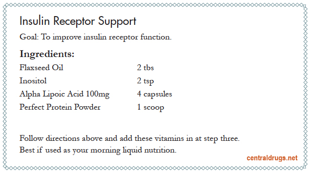 smoothie_insulin receptor support_central rexall